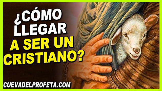 Cómo llegar a ser un Cristiano - William Marrion Branham en Español