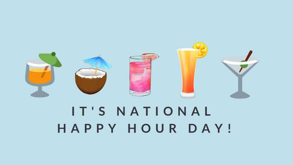 National Happy Hour Day Wishes Pics