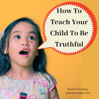 Teach children to tell the truth