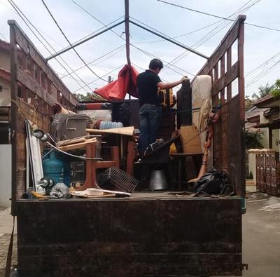 Dok. Pindahan Rumah Jakarta Surabaya (Truk Fuso)