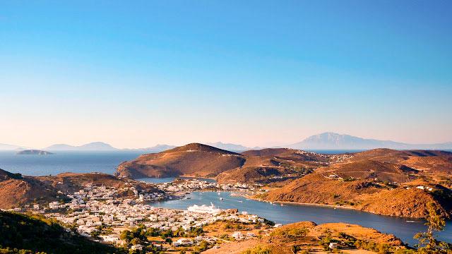 Patmos Adası gezi rehberi