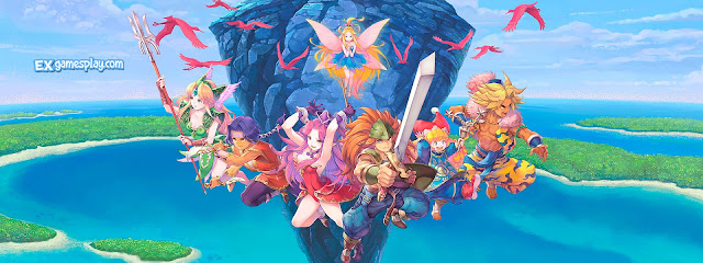 Trials of Mana Review - Very Fun Classic JRPG