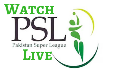 watch live pakistan super league online free