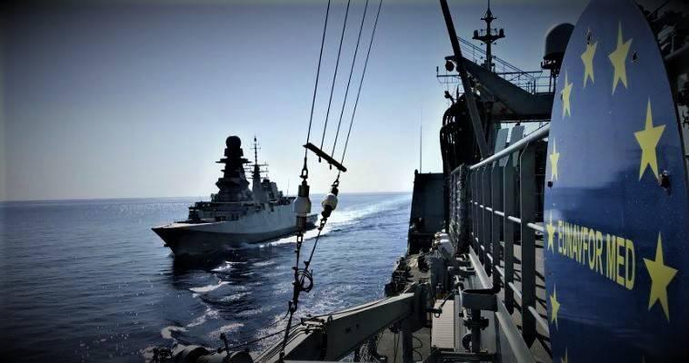 Η Τουρκία απαγορεύει τις νηοψίες σε πλοία με προορισμό τη Λιβύη
