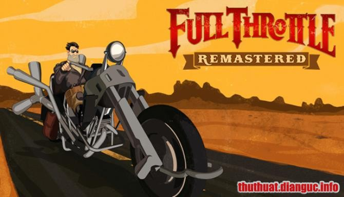 Download Game Full Throttle Remastered Full Cr@ck