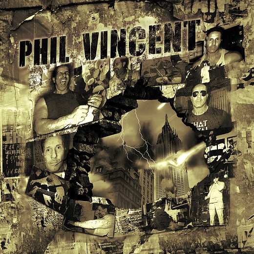 PHIL VINCENT - XX (2017) full