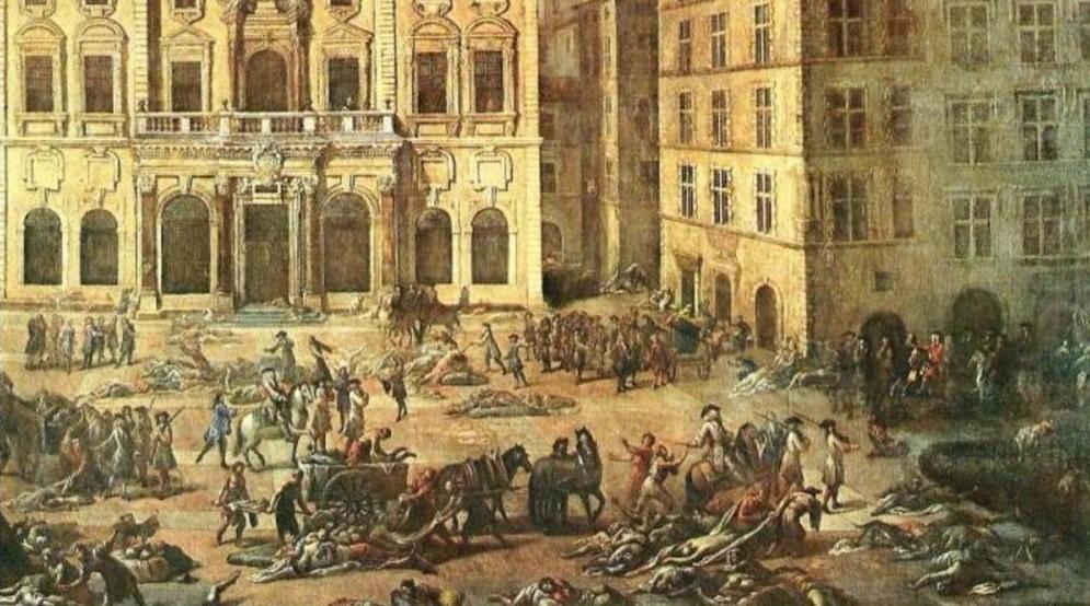 Wabah Marseille tahun 1720