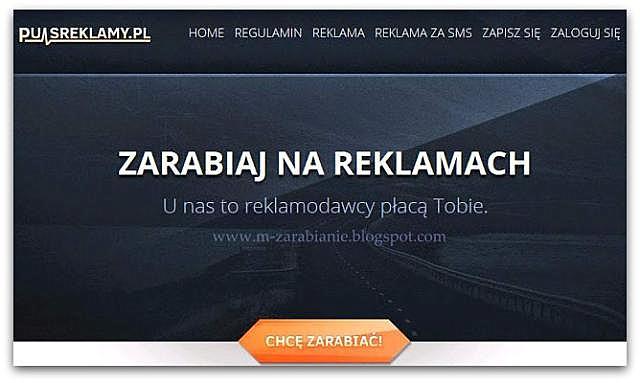 Zarobki w PulsReklamy(wypłacalne strony, czytanie maili, oglądanie reklam, ankiety).
