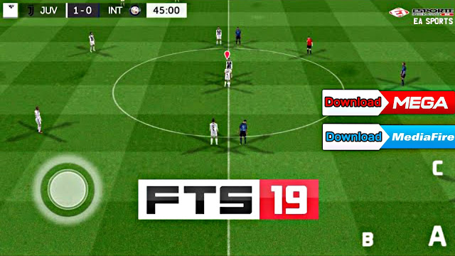 Download FTS 2019 Android Offline 300 MB HD Graphics