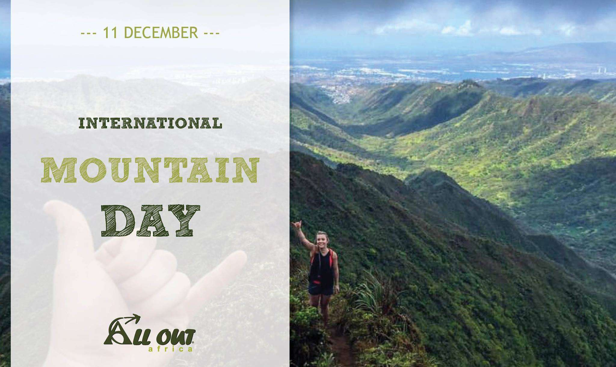 International Mountain Day Wishes Awesome Picture