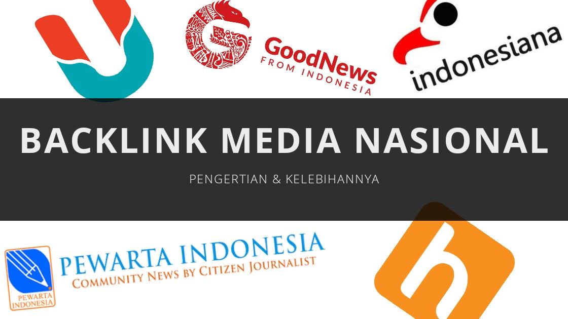 Backlink Media Nasional