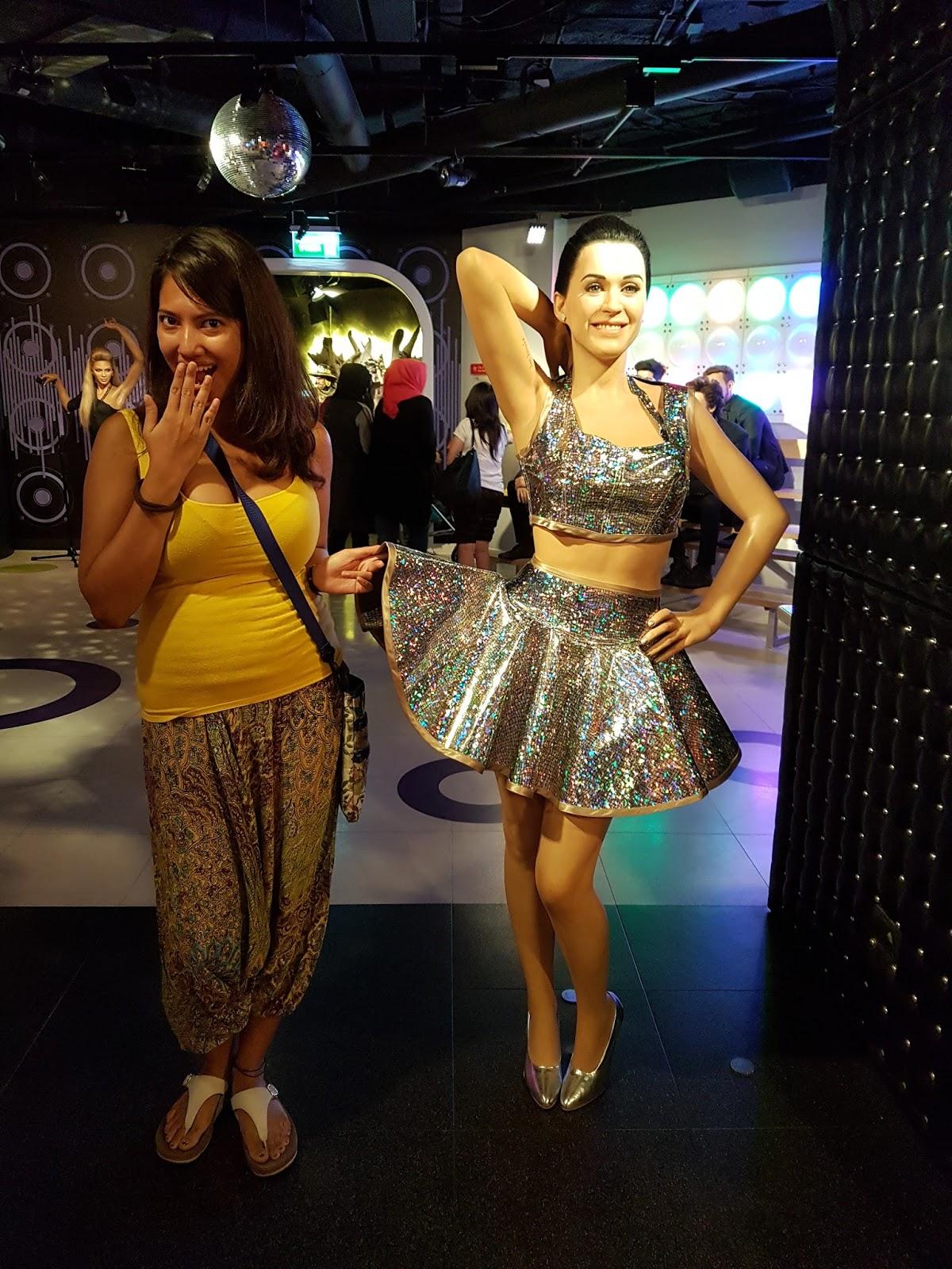 Madame Tussauds Bangkok review and how to go - Ummi Goes Where?