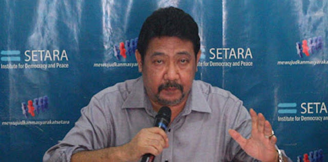 Sebut KKB Ter0ris, Hendardi: Ekspresi Putus Asa dan Kebijakan Terburuk Jokowi ke Papua