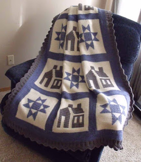 Crochet an Afghan Pattern