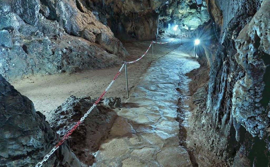 Safranbolu Bulak Mencilis Mağarası