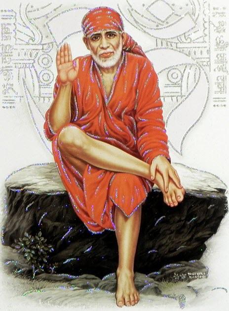 Sathya Sai Baba Wallpaper