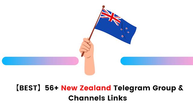 New Zealand Telegram Group & Channels links