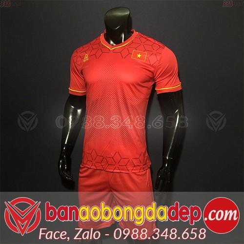 Áo Việt Nam 2019 2020 Fantays Đỏ 3