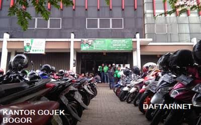 Kantor Gojek kota Bogor