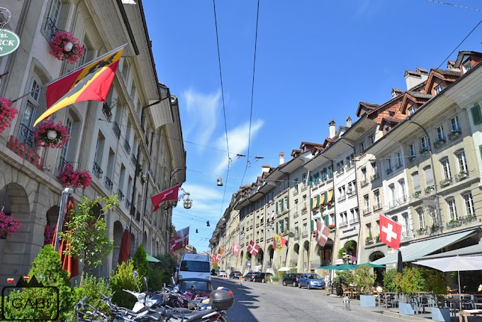Berno - zwiedzanie szwajcarskiej stolicy