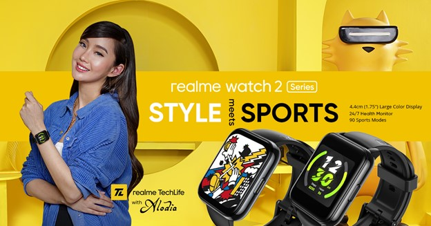 realme Watch 2, Watch 2 Pro now official in the Philippines