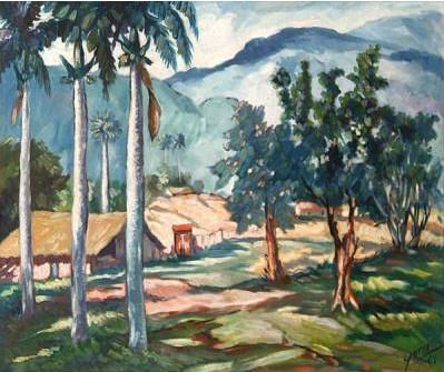 Palmeras, 1963