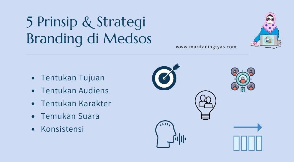 strategi personal branding di medsos