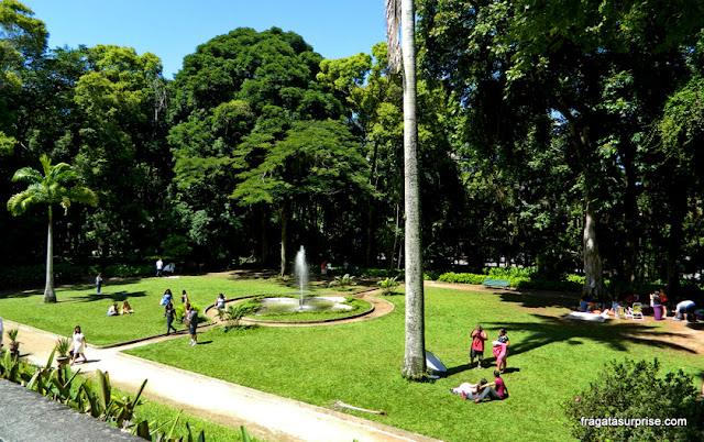 Parque Lage, Rio de Janeiro