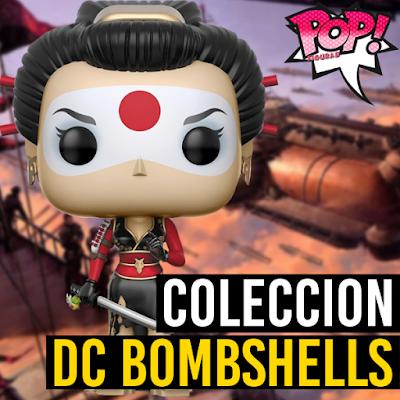 Lista de figuras funko pop de Funko POP Bombshells DC