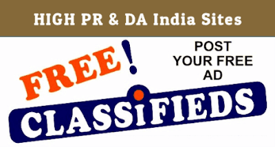 Free classified submission sites List 2021-2022