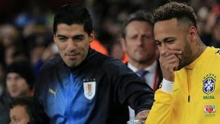 Uruguay vs Brasil 0-1 Highlights