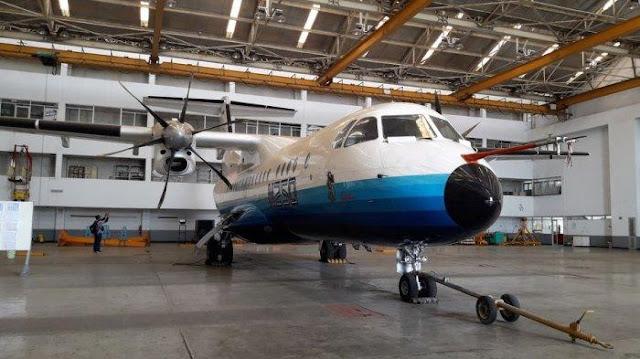 Karya Besar BJ Habibie Pesawat N250, Berakhir di Museum Pusdirla Yogyakarta