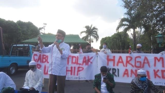 LKiSS Tanggapi Pemadaman LPJU Kudus Rampas Hak Rakyat
