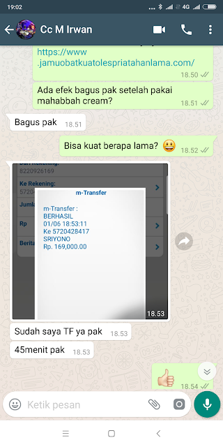 Madu Indrajit Obat kuat Pria Ereksi Tahan Lama Asli Original