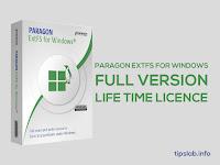 Paragon ExtFS for Windows v4.2.651 + Keygen Free Download