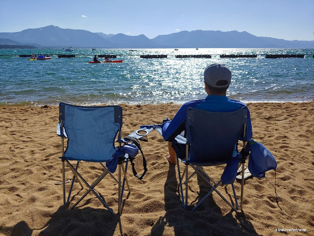Camping Chair or Beach Chair - Foldable