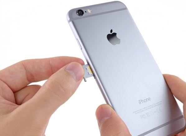 Cara Mudah,Cara Memperbaiki Tidak Ada Layanan Pada iPhone -  7