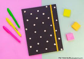 como personalizar cadernos