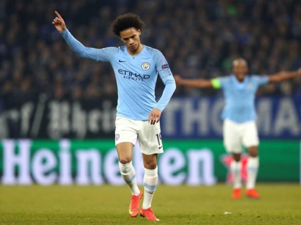 Leroy Sane to Bayern Munich