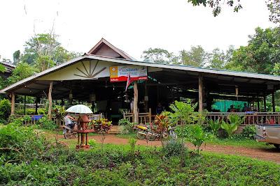 Khone Falls Restaurant Phapheng