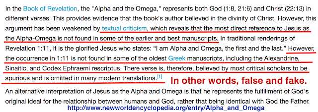 Alpha and Omega http://www.newworldencyclopedia.org/entry/Alpha_and_Omega