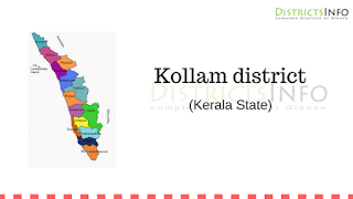 Kollam district
