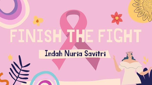 indah nuria savitri - breast cancer survivor
