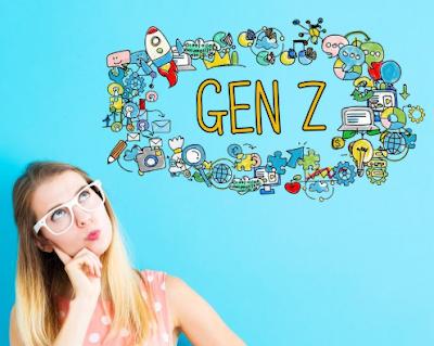Hal-hal yang Menarik Perhatian Generasi Z