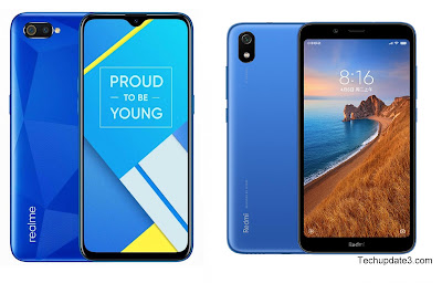 Realme C2 vs Redmi 7A