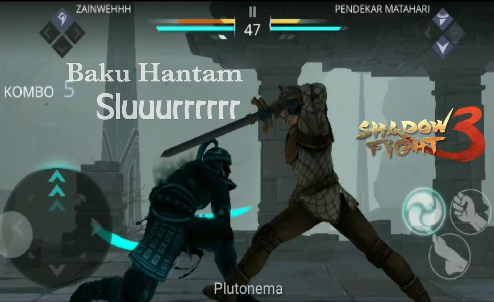 android, game, game fighting, ios, rpg game, shadow fight 3 review,