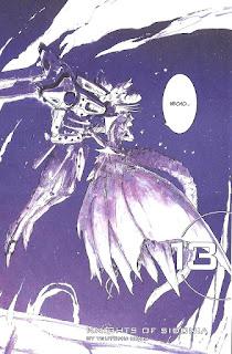 Reseña de Knights of Sidonia vol.13 de Tsutomu Nihei - Panini Cómics