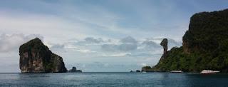 Koh Gai o Chicken Island.