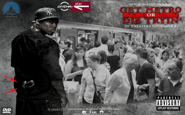 15 regole de sopravvivenza sulla Metro di Roma