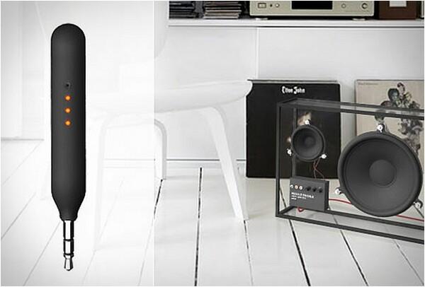 transparent speaker design